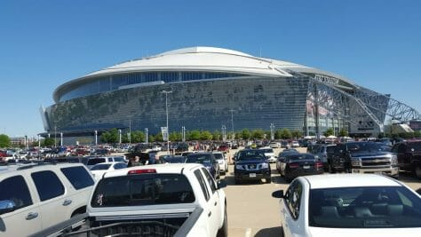AT&T Stadium Daytime Picture