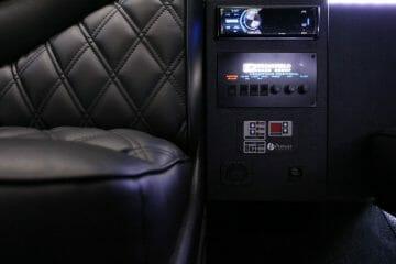 Limo Sprinter Control Panel