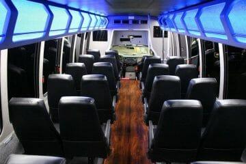 Exterior Mini-Bus Interior