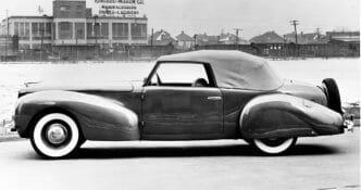 1939 Lincoln Continental