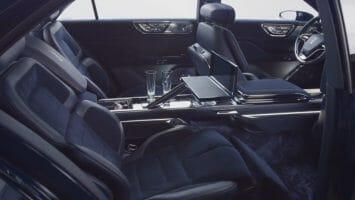 Lincoln Continental Concept Interior