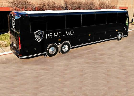 Exclusive Coach Bus
