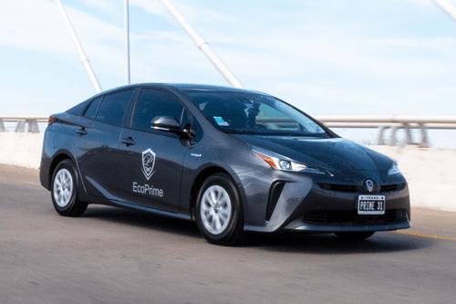 Corporate Eco Prius